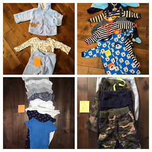 Baby Boy Clothing - 6-9 months
