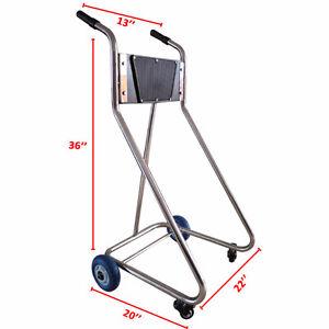 Heavy Duty Outboard Motor Trolley / Stand motor dolly