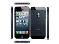 Apple iPhone 5 - 16GB - Black mist (Unlocked) Smartphone