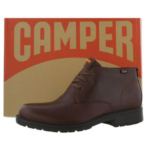 Mens Boots- Camper Chukka Boots- Leather, Goretex- New -Size 13.