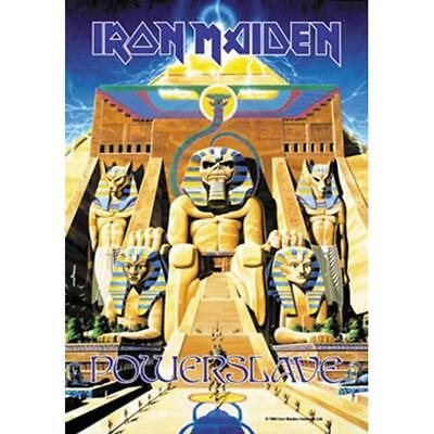 Iron Maiden Banners - Iron Maiden Powerslave Tapestry Cloth Poster Flag Wall Banner 30