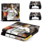 118 Sticker skin wrap ps4 stickers playstation 4 + 2x contro