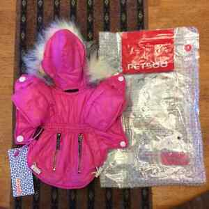 WINTER COAT FOR FEMALE DOG/CAT. SIZE XS