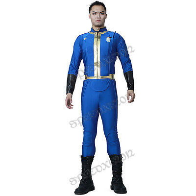 Anime Male Sole Survivor Nate Cosplay Costume Mens Clothing