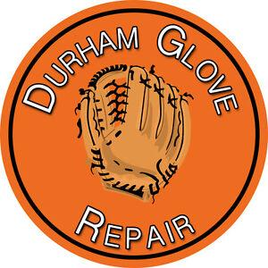 Baseball Glove repair/ Relacing