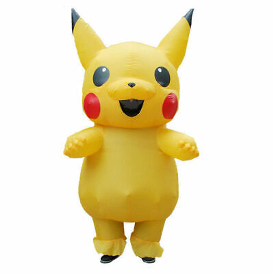 Clearance Costumes For Kids (Clearance Pokemon Pikachu Costume For Kids Cutie Animal Suit Cosplay Toy)