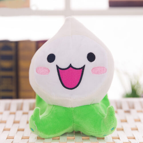 Game Overwatch Onion Octopus Doll Cosplay Plush Dolls Soft Stuffed Toys Gift