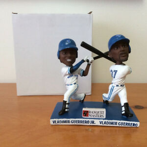 Dunedin Blue Jays bobblehead lot