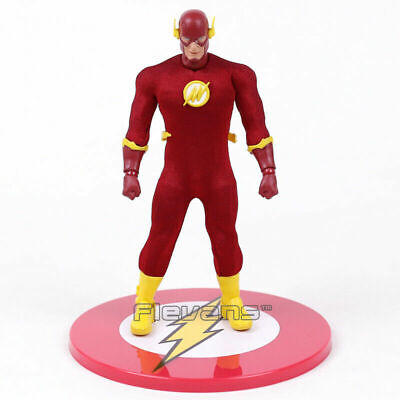 HOT DC COMICS The Flash 1/12 Scale PVC Action Figure Collectible Model Doll Toy