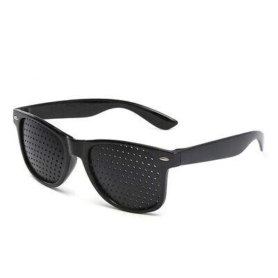 Pinhole Glasses Vision Correction Improvement Small Holes Eye Exercise
