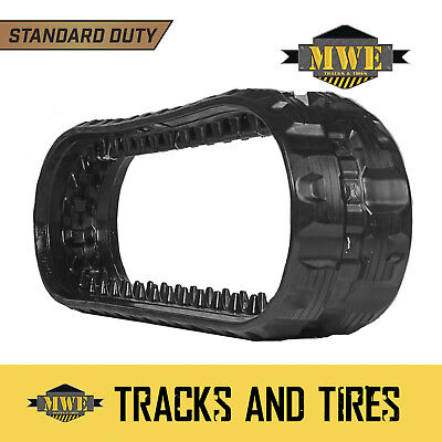 Fits Bobcat Mt52 - 7 Mwe Standard Duty C Pattern Ctl Rubber Track