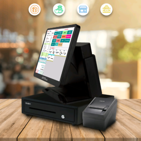 The point of sale (ePOS)