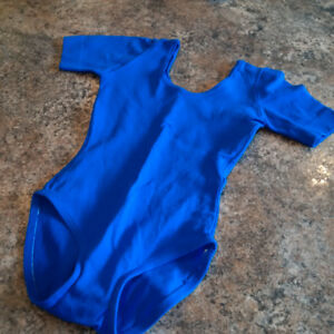 Royal Blue Ballet Bodysuit