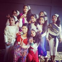 Bollywood and Indian Classical Dance Classes!!!