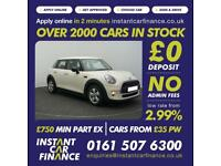 Mini Mini 1.2 ( 102bhp ) ( s/s ) 2014MY One