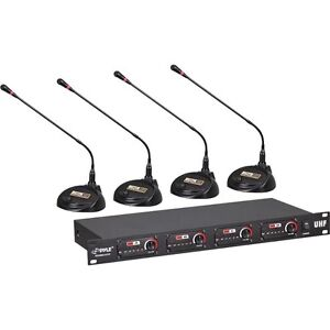 4-channel microphone system, new