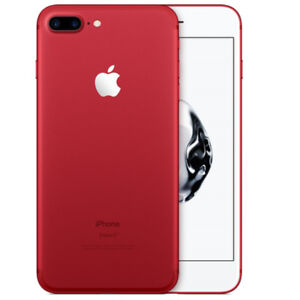 Iphone 7 Plus Red  rouge 128Gb Seulement 699$