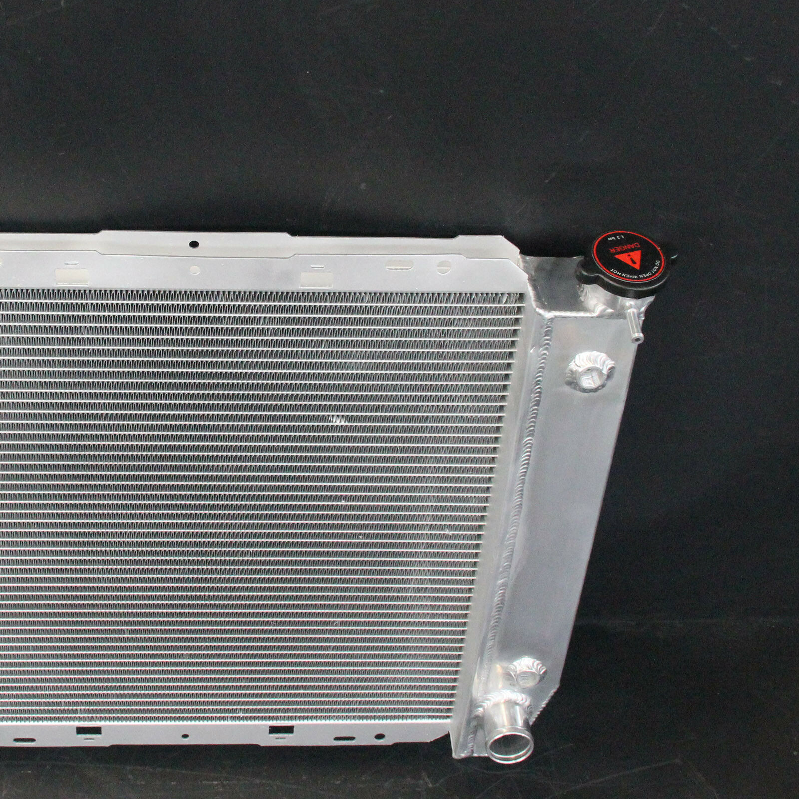2 Row Core Aluminum Radiator For Ford Ranger 85 94 20l 23l Mazda 1998 B2500 Thermostat Location 4 Of 11