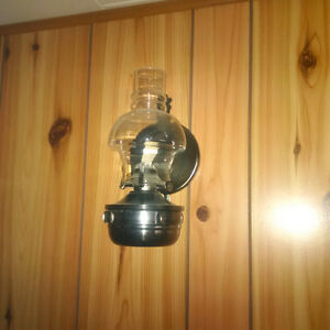 Collector Oil  wall lamp