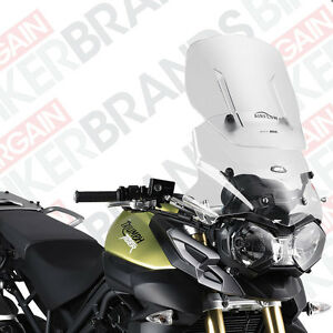 Givi AF6401 Airflow Triumph Tiger 800/800XC/800XR 12cm higher sliding screen