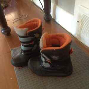 Toddler size 12 boots