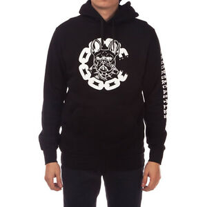 Crooks & Castles French Davis Hoodie in size Large