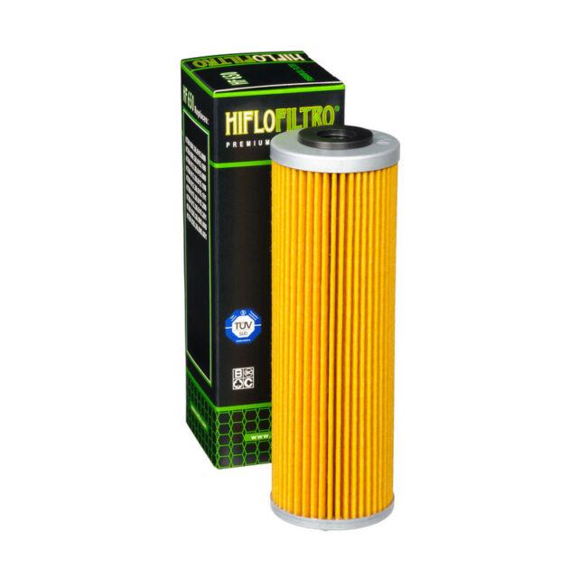 KTM 1190 RC8 / R / R Track (2009 to 2015) HifloFiltro Oil Filter (HF650)