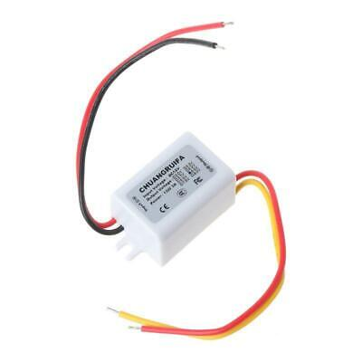New 1pc Waterproof Dc Converter 12v Step Down To 6v 3a 15w Power Supply Module