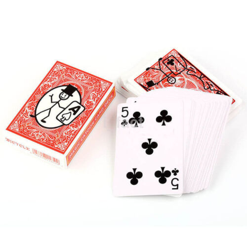 HOT CARTOON DECK PACK PLAYING CARD TOON MAGIC TRICK ANIMATION PREDICTION US