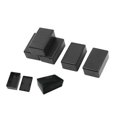 5pcs Diy Plastic Electronic Project Box Enclosure Instrument Case 10 X 6 X 2.5cm