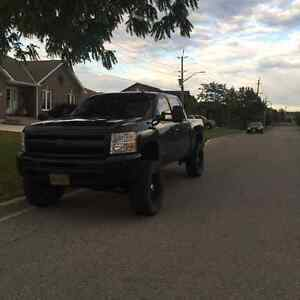 2009 Chevrolet lifted