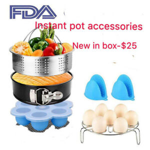 instant pot accessories 5 pc set- brand new