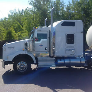 Kenworth T800 lease take over no down payment