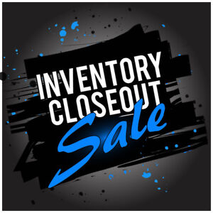 Small Business Inventory Clearout - Final Sale