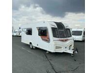 2014 Bailey Unicorn Madrid Touring Caravan - 4 Berth