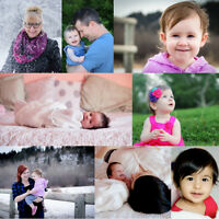 $75 - one hour sessions - Calgary photographer