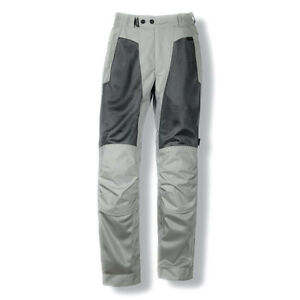 Olympia Renegade Mesh pants, size 38, silver & black, new