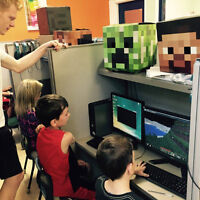 Creative Kids, MineCraft Summer Camp, The Last Episode