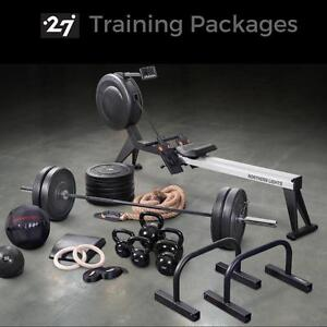 Crossfit, HIIT, Functional Training Equipment for your Home gym, Garage Gym or Basement Gym Free Delivery|*