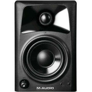 M-audio AV32 powered studio monitors. $65 obo.