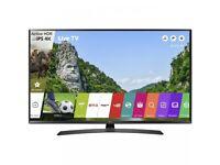 LG 55 inch Smart Ultra HD 4K Slim LED TV, HDR, Quad Core, WiFi, Netflix, Youtube, Apps