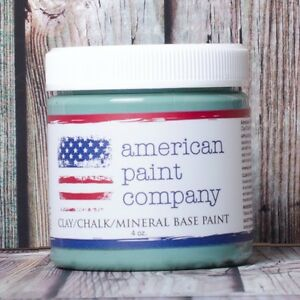 Try American Chalk and Mineral Paint Products