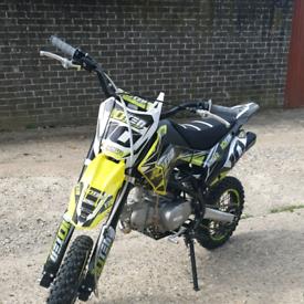 10 ten 125r (125cc) small wheel