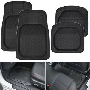 NEW Deep Dish Winter Floor Mats