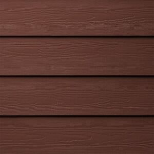 Wanted - Hardiplank - Cedarmill in Countrylane Red