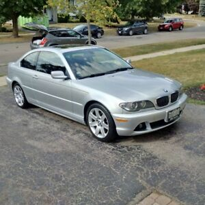 2004 BMW 3-Series 325CI Coupe (2 door)