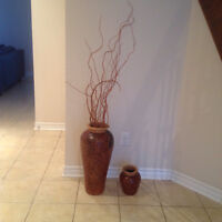 Vases from Pier 1 imports