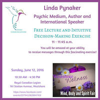 Free Lecture and Intuitive Decision-Making Exercise