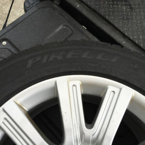 4 winter Pirelli Tires