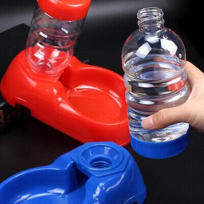 Stehen Haustier Wasser Spender Speisen Schüssel Trinken Wassermann Katze ()